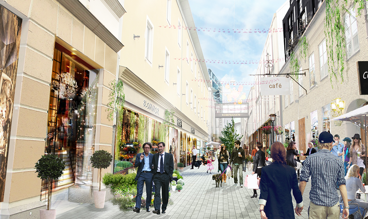 ny ledsagare mager i Göteborg